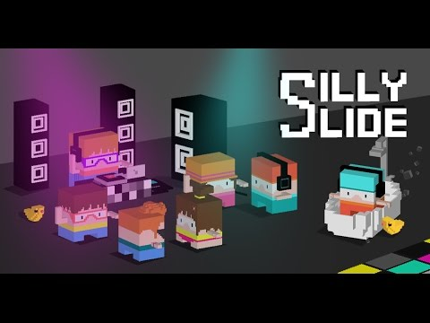 Silly Slide - A Retro 3D Arcade