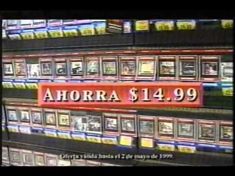 comercial toys r us puerto rico 1999 youtube. Black Bedroom Furniture Sets. Home Design Ideas