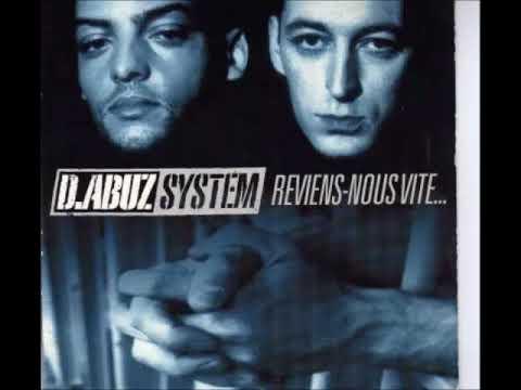 D.Abuz System - Reviens-Nous Vite.. - 1998 (MAXI)
