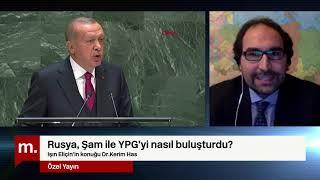 Rusya, Şam ile YPG'yi nasıl buluşturdu - Konuk: Dr. Kerim Has