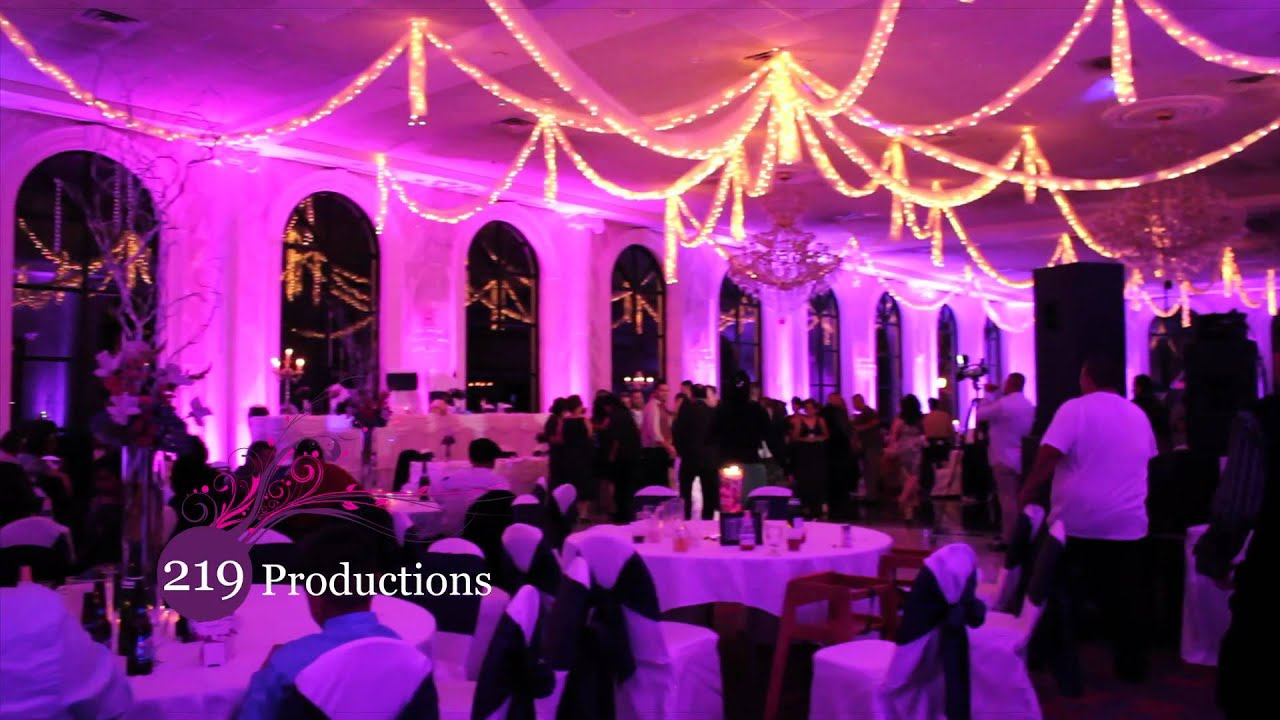 Uplighting At Cau Del Mar In Hickory Hills Il With 219 Productions