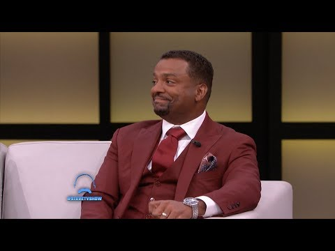 Alfonso Ribeiro on Family and a Fresh Prince Reunion || STEVE ...