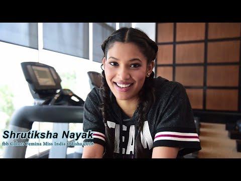 Introducing fbb Colors Femina Miss India Odisha 2018 Shrutiksha Nayak