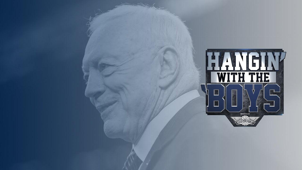 Hangin' with the Boys: We'll Take Some Grace | Dallas Cowboys 2020