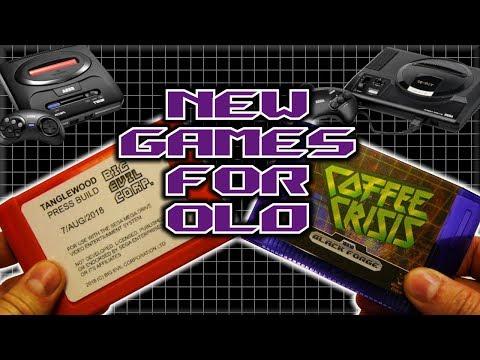 New Sega GenesisMega Drive Games  Nostalgia Nerd