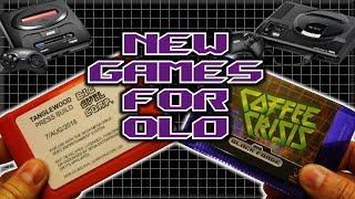 New Sega Genesis/Mega Drive Games | Nostalgia Nerd