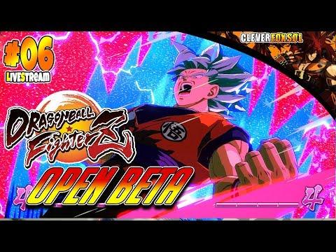 DragonBall FighterZ - NETWORK SIMULATOR {PS4}| #06 Live Stream
