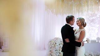Потрясающая свадьба Екатерины и Константина! Wedding Production Тюмень