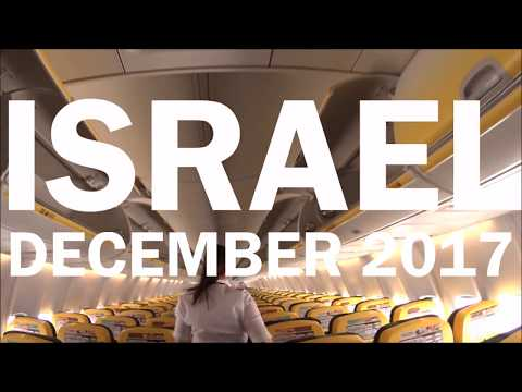 Travel Diary: ISRAEL