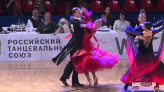 Харламов Олег - Касанаве Евгения, 1/2 English Waltz