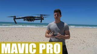Review MAVIC PRO Español - Mejor Drone 2017