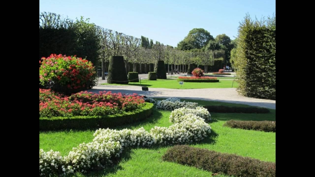 Dise o jardines y consejos para un espacio de lujo youtube - Diseno de un jardin ...