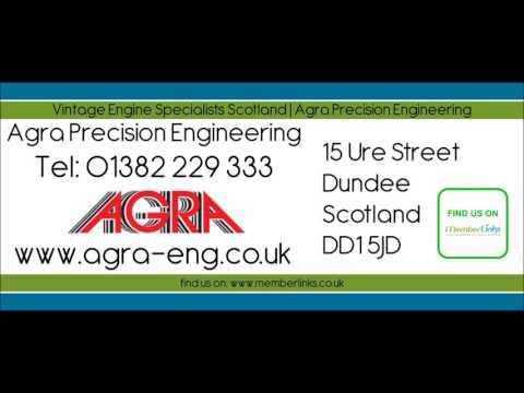 Vintage Engine Specialists Scotland | Agra Precision Engineering