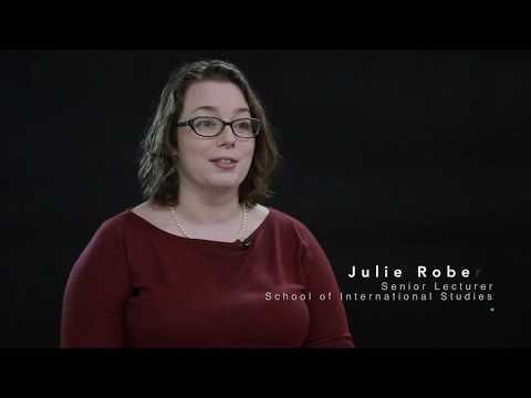 Dr Julie Robert - Bachelor of Global Studies at UTS