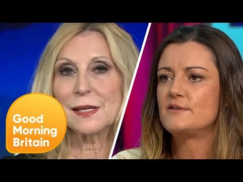 WATCH: Piers Morgan and Christina Hoff Sommers Discuss Whether Strippers Can be Feminists Heated Debate