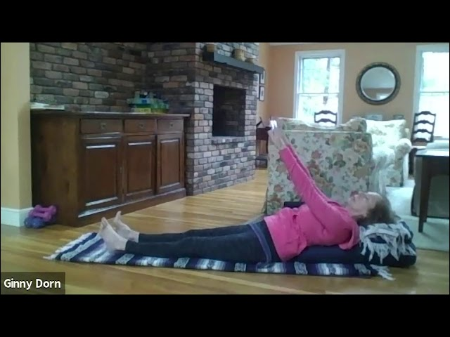 Yoga With Ginny: Episode 047