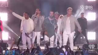 Backstreet Boys - Everybody (Live iHeartSummer 2017 Weekend)