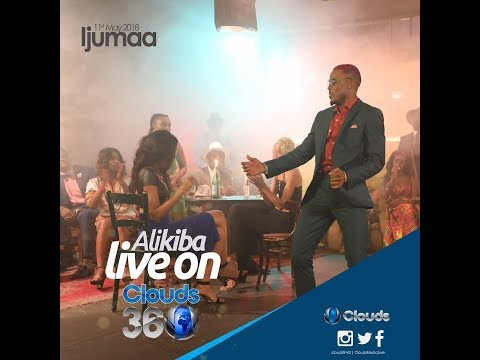 EXCLUSIVE INTERVIEW: ALIKIBA LIVE #CLOUDS360