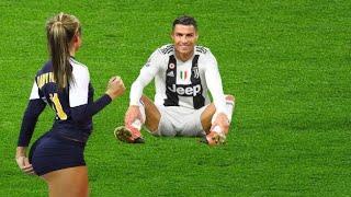 لحظات مضحكة جدا مع كريستيانو رونالدو | لن تتوقف عن الضحك..!! 🤪😂