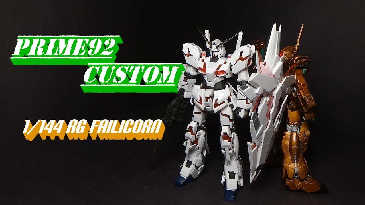 Download Prime92 Custom: 1/144 RG Failicorn
