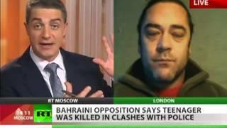 "Henningsen: ""Iran neighbors arming-up, Bahrain a 'good customer' of US"""
