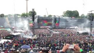 Coldplay - Head Full Of Dreams - Live Olympic Stadium Munich - 06/06/2017 Mp3