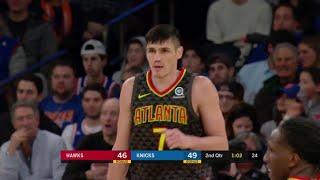 Ersan İlyasova'nın 3'lük şovu devam ediyor: 5/6 vs Knicks