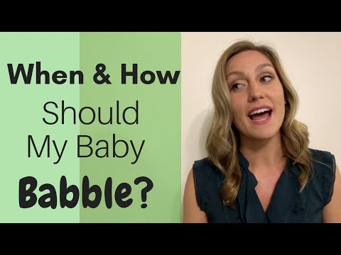 When And How Should My Baby Babble? What To Expect