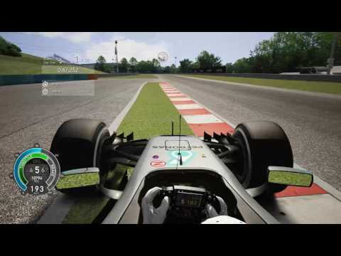 F1 2017   Formula Hybrid / HUNGARORING - 1:14:952 + SETUP Ultra Soft [Assetto Corsa]