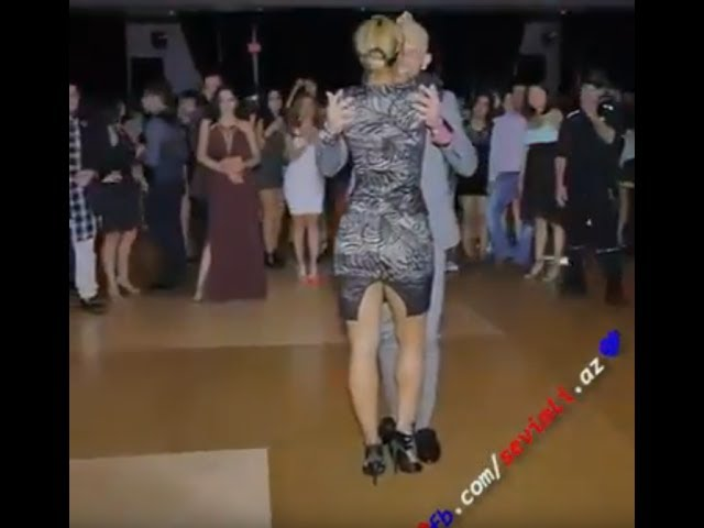 Məni Zindanda Gorən Aglasin Dance Youtube