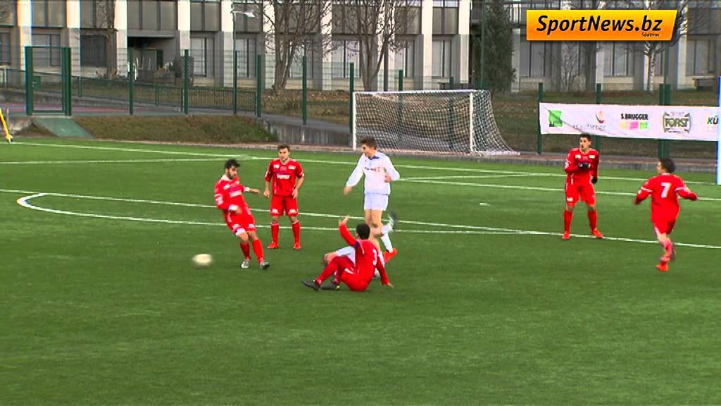 Highlights St. Georgen - Naturns 2:1