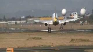 Spotting a Cebu pacific landing in Manila Ninoy Aquino International Airport (MNL)