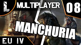 Jako tako idzie...  EU 4  Multiplayer PvP #08