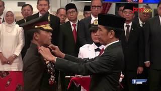 Idham Azis Dapat Pesan Khusus Dari Jokowi - JPNN.com