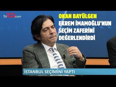 Okan Bayülgen İstanbul seçimini Ekrem İmamoğlu'nun kazanmasını yorumladı