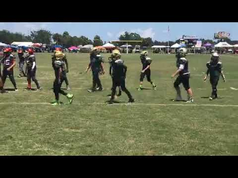 Melbourne Hurricanes Mighty Mites Football