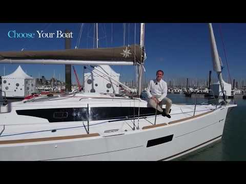 Sun Odyssey 319  Guided Tour Video - Network Yacht Brokers