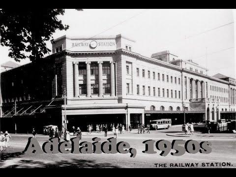 Adelaide 1950s