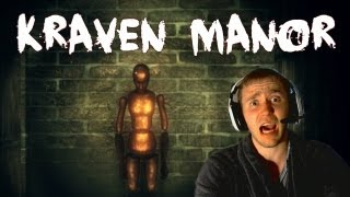 Kraven Manor | TERRIFYING ;_;