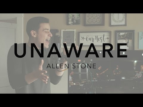 """""""Unaware"""" By: Allen Stone (Covered By Chris Jamison)"""