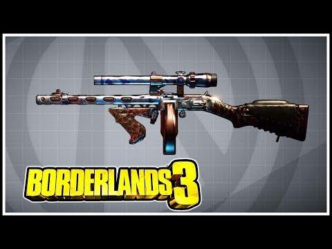Lead Sprinkler Borderlands 3 Legendary Showcase