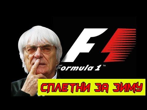 Зимние самые свежие новости Формула 1.