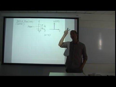 Sampling Theorem & Discrete Fourier Transform - Biological Signal Analysis (BIOM9621) - GSBmE UNSW