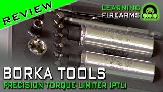 Borka Tools PTL -  Precision Torque Limiter Review Ep1524