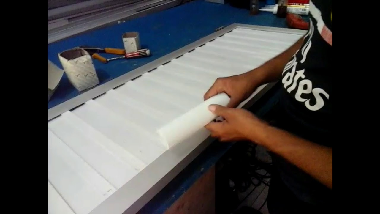 Cara Memasang Handle Dan Kunci Slot Pintu Kamar Mandi Alumunium
