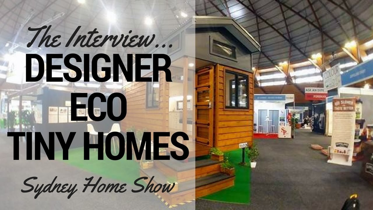 australian tiny house tour - with tiny houses australia & designer