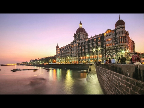 Visit to The Taj Mahal Palace Hotel, Mumbai India