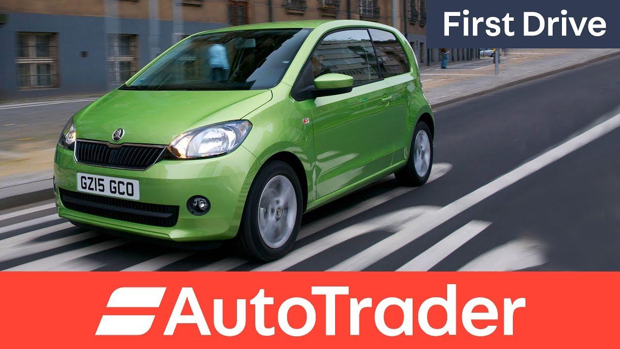 Skoda Citigo 2017 First Drive Review Youtube