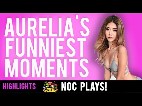 NOC Plays: Aurelia's Funniest Moments!