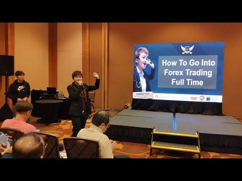 Karen Foo – Traders Fair & Crypto Expo – Singapore 2019